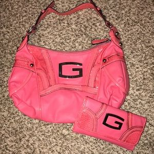 G by Guess wallet and purse